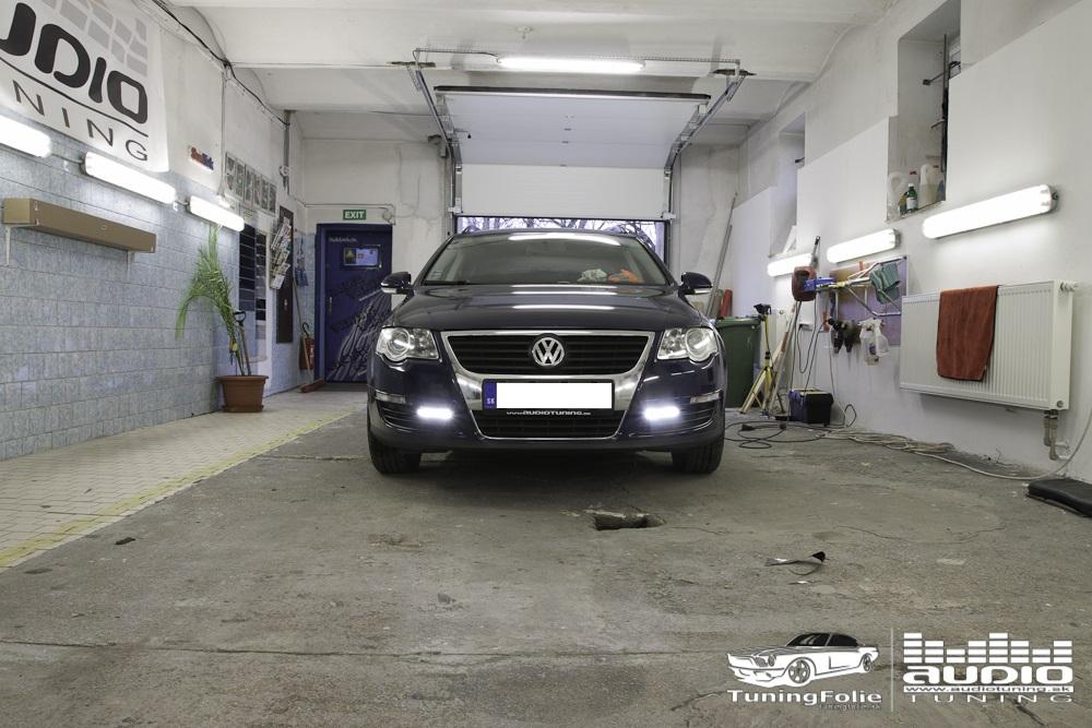 LED denné svietenie PHILLIPS VW Passat
