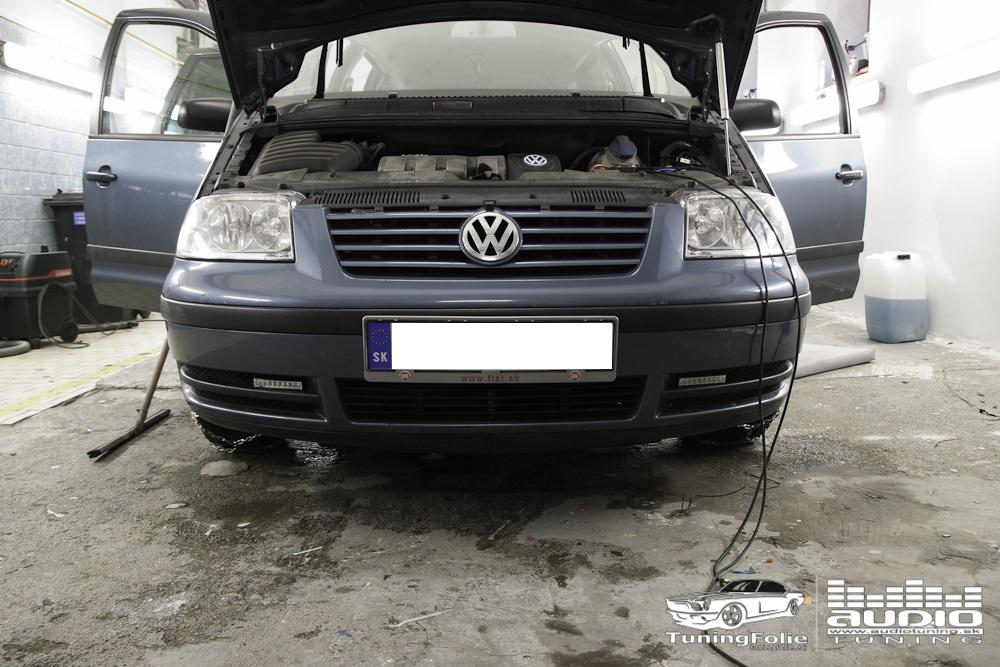 LED denné svietenie PHILLIPS VW Sharan