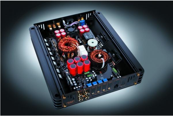 NOVINKA U NAS: MAC AUDIO MICRO X4000