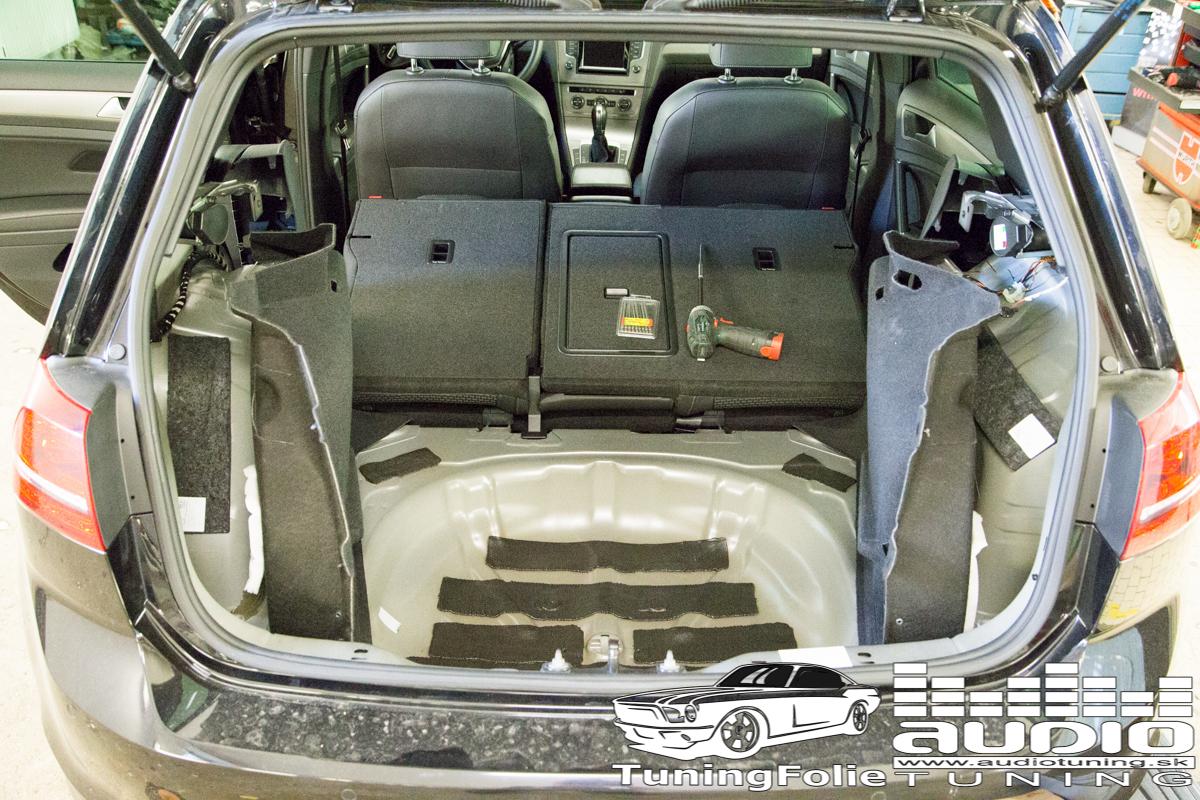 TLMENIE ODHLUCNENIE KUFOR VW GOLF 7 SILENT COAT NEOPRENE 6 1304