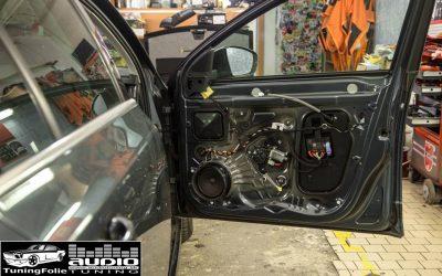 Tlmenie a reproduktory do Škoda Octavia 3