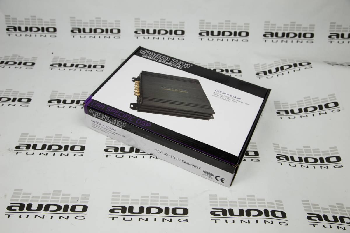 GROUND ZERO GZDSP 4.80AMP 3915