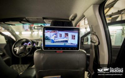 HLAVOVE LCD DVD TOYOTA HILUX
