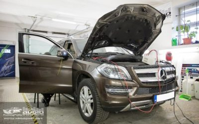 3 PÁSMO MERCEDES BENZ GL GROUND ZERO DRARTEX EVOTEX