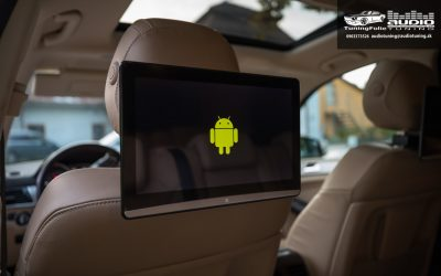 MB GLS 350 11,6″ hlavové LCD Android