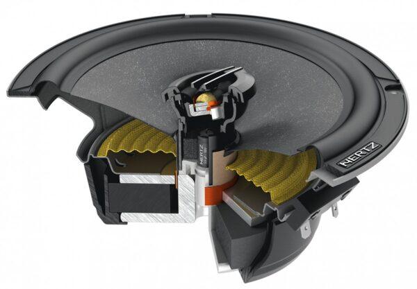 Reproduktory Hertz CX 165