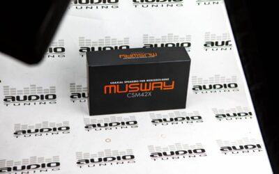 Novinka Musway CSM42X pre Mercedes Benz