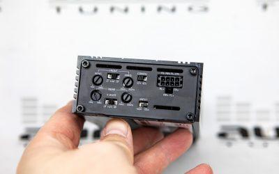 Mikro zosilňovač GROUND ZERO GZCS A-4,80