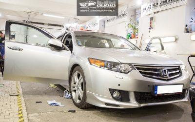 Ozvučenie Audison Honda Accord