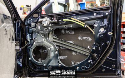 Tlmenie a odhlučnenie Mazda 6 Bose
