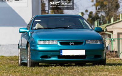 Tlmenie Opel Calibra V6