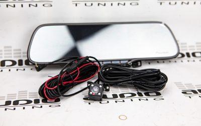 Video: Čierna skrinka + parkovacia kamera PIONEER VREC-200CH