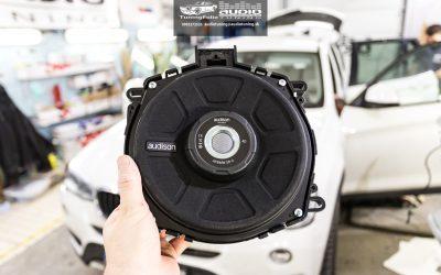 Kompletné ozvučenie Audison BMW X3 F25
