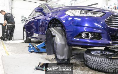 Tlmenie odhlučnenie Ford Mondeo MK5