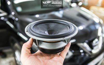 Ozvučenie Nissan XTRAIL prvý krok