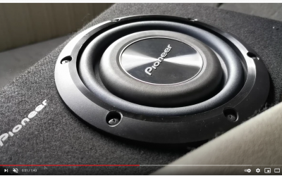 VIDEO TEST SUBWOOFER Pioneer TS-A2000LB.
