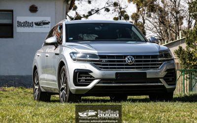 Ozvučenie VW Touareg