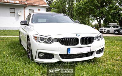 Ozvučenie BMW 4 F36