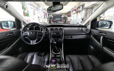 Kompletné ozvučenie Mazda CX-7