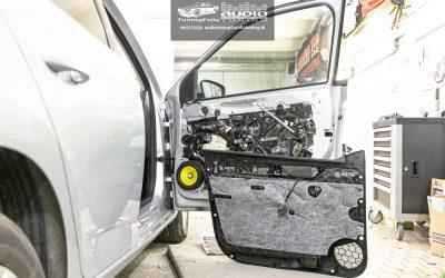 Reproduktory Škoda Rapid