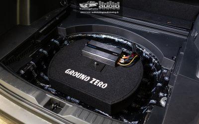 Kompletné ozvučenie Toyota RAV 4