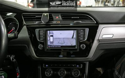 Parkovacia kamera VW Touran