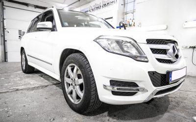 Mercedes Benz GLK hlavové LCD
